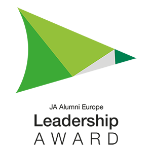 JA Alumni Leadership Award logo